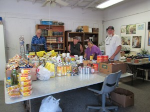 Food Pantry Wednesdays