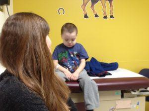 Malachi at Oakland's Children Hospital bone marrow op Jamestown Christian Fellowship